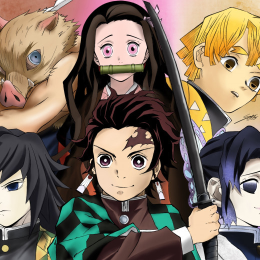 Demon Slayer Characters